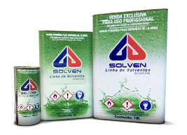 Thinners e Solventes Solven